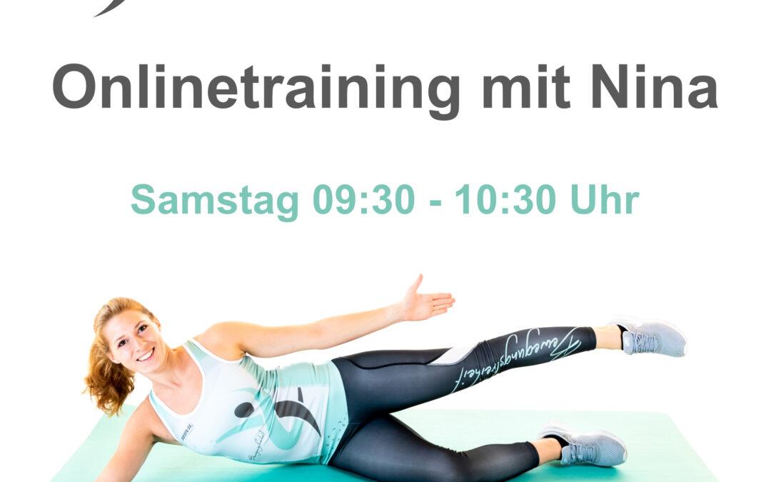 NEU! Pilates jeden Samstag