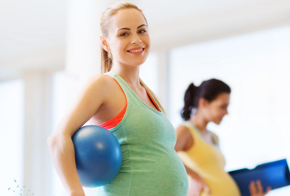 Vorteile von Sport in der Schwangerschaft